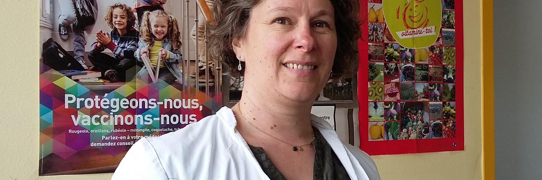 Gens de l'Usep : Marina, l'infirmière scolaire qui pédale pour la santé